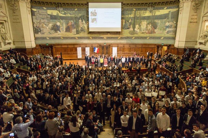 Cérémonie – Congrès Annuel Départemental 2017 de la Société